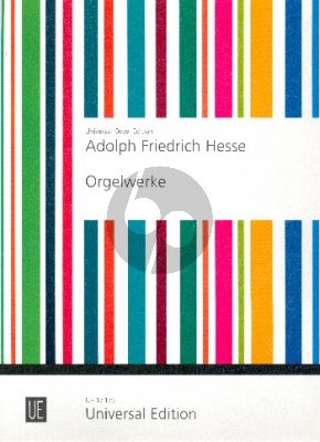 Hesse Orgelwerke (edited by Martin Haselbock and Th.D.Schlee)