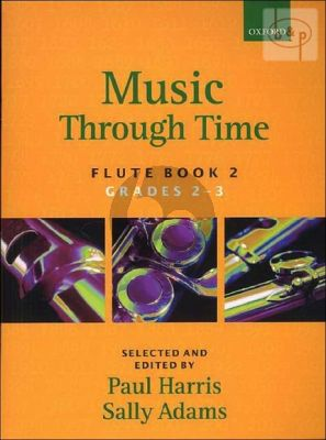Music through Time Vol. 2 Flute and Piano