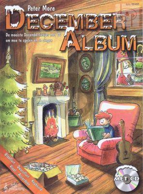 December Album Keyboard / Gitaar /Blokfluit