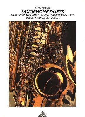 Pauer Duette für 2 Saxophonen