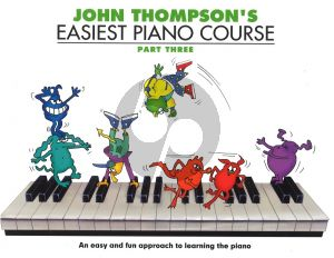 Thompson Easiest Piano Course vol.3