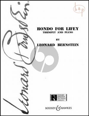 Bernstein Rondo for Lifey Trumpet-Piano