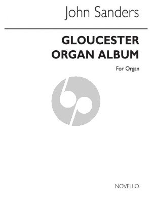 Album Gloucester Organ Album arr. John Sanders