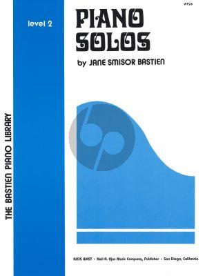 James Bastien Piano Solos level 2