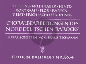 Choralbearbeitungen des Norddeutschen Barocks