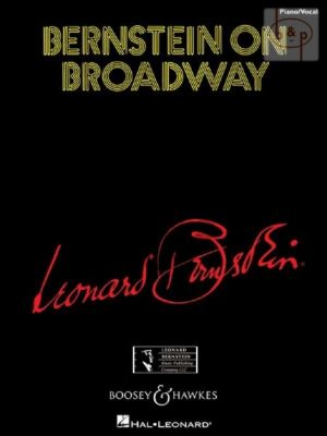Bernstein On Broadway