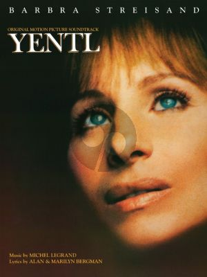 Yentl Piano-Vocal with Chords (Original Motion Picture Soundtrack)