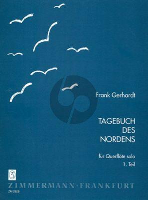 Gerhardt Tagebuch des Nordens Vol.1 Flote solo