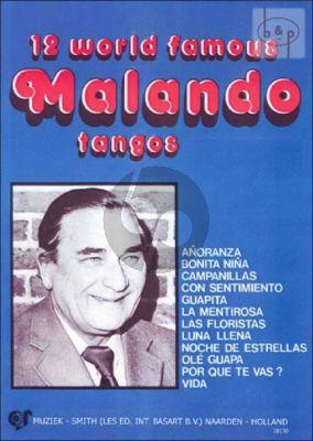 12 World Famous Tangos