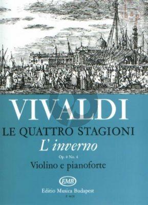 Concerto Op.8 No.4 (RV 297) (L'Inverno) (4 Seasons)