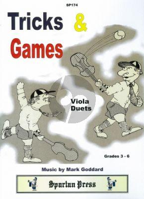 Goddard Tricks & Games for 2 Violas