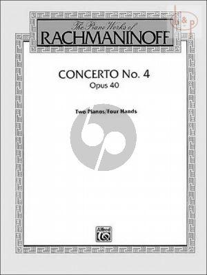 Concerto No.4 Op.40