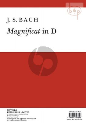 Magnificat D-major BWV 243 (Soli-Choir-Orch.)