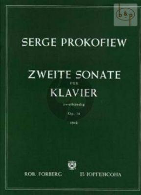 Sonata No.2 Op.14