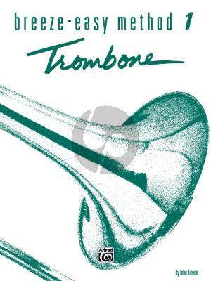 Kinyon Breeze Easy Method Vol.1 Trombone