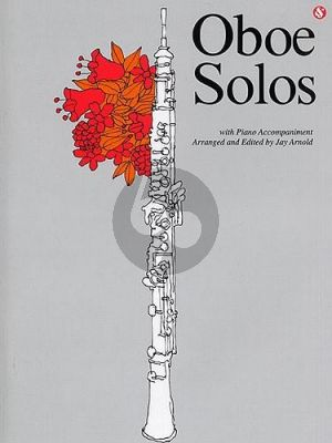 Album Oboe Solos (edited and arranged by Jay Arnold)
