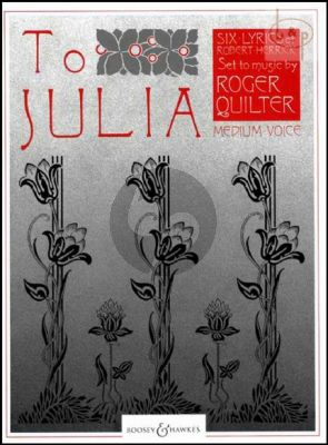 To Julia opus 8