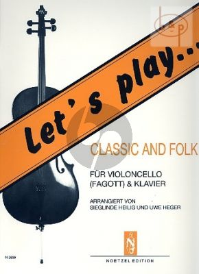 Let's Play Classic & Folk