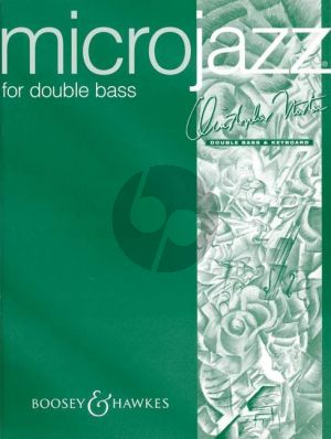 Norton Microjazz for Double Bass (12 Pieces in Popular Styles)