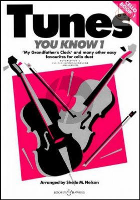 Tunes you know Vol.1 Easy Favorites for Cello Duet
