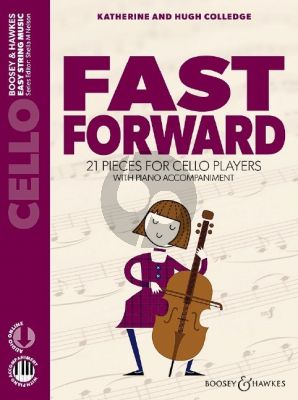 Colledge Fast Forward for Cello