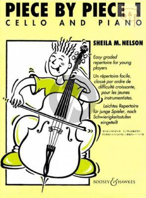 Piece by Piece Vol.1 Cello - Piano