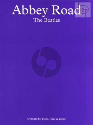 Beatles Abbey Road Piano-Vocal-Guitar