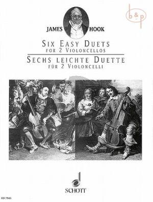 6 Leichte Duette Op.58