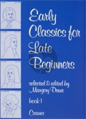 Early Classics for Late Beginners Vol.1
