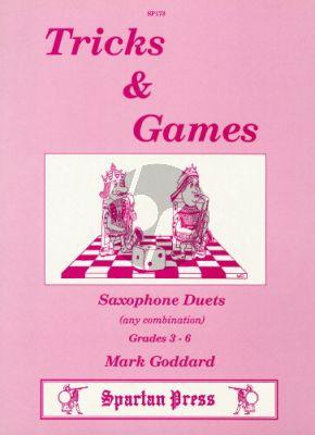Tricks & Games for 2 Saxophones