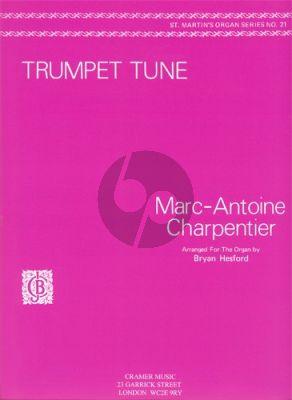 Charpentier Trumpet Tune Organ