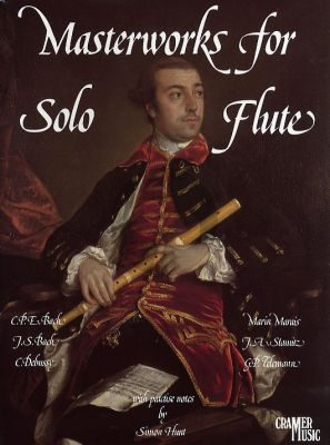 Masterworks for Solo Flute