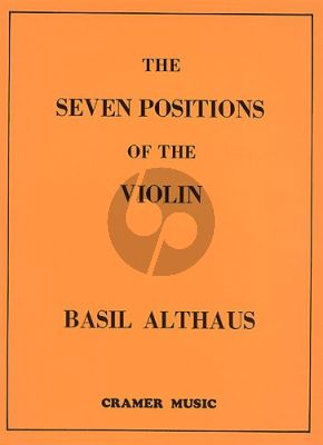 Althaus The Seven Positions of the Violin