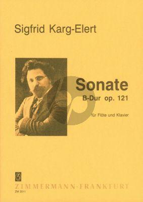 Sonate B-Dur Op.121