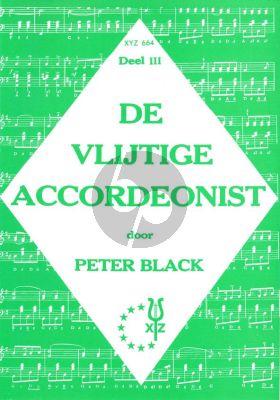 Vlijtige Accordeonist Vol.3