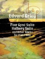 Peer Gynt-Holberg Suite & other Pianoworks
