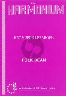 Dean Harmonium Leerboek Vol.5