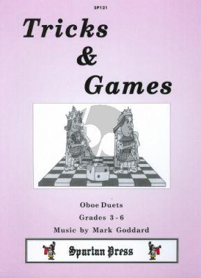 Goddard Tricks & Games for 2 Oboes