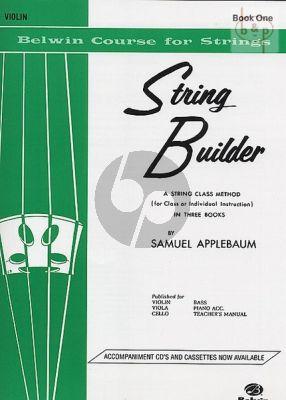 String Builder Vol.1 Violin