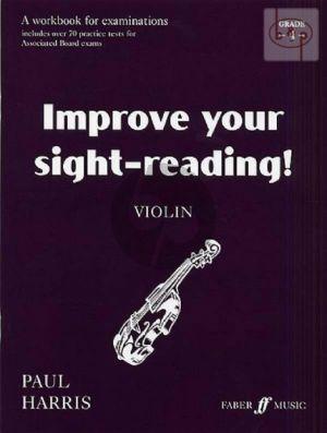 Improve your Sight-Reading Grade 4 Violin