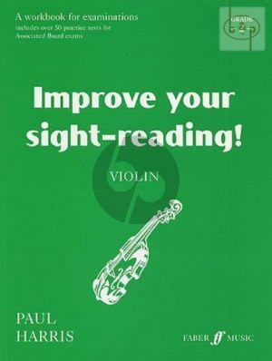 Improve your Sight-Reading Grade 2 Violin