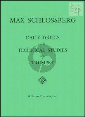 Daily Drills & Technical Studies for Trumpet