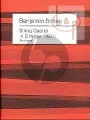 Quartet D-major