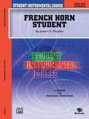 Ployhar French Horn Student Level 2 (intermediate)