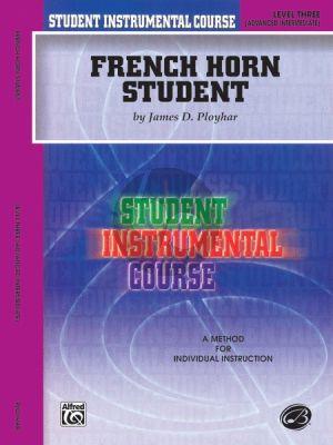 Ployhar French Horn Student Level 3 (intermediate)