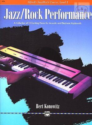 Jazz/Rock Course Performance Level 2