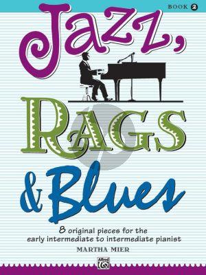 Jazz-Rags & Blues Vol.2 Piano solo