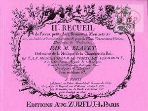 Recueil de Pieces Vol. 2 2 Flutes