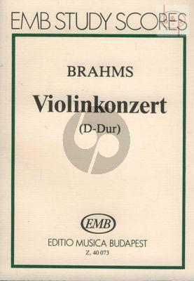 Violin Concerto Op.77