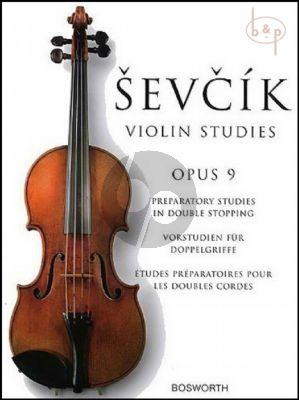 Preparatory Studies in Double-Stopping Op.9 Violin